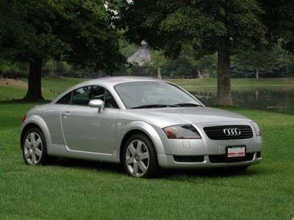 Audi TT Coupe - Фото - Фотогалерея